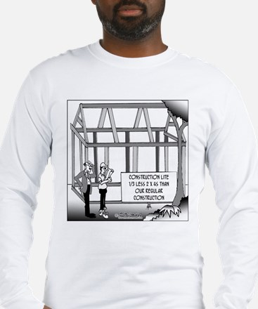 Construction Lite Long Sleeve T-Shirt