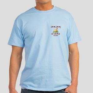 CATS 1 Light T-Shirt