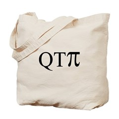 QTPi Tote Bag