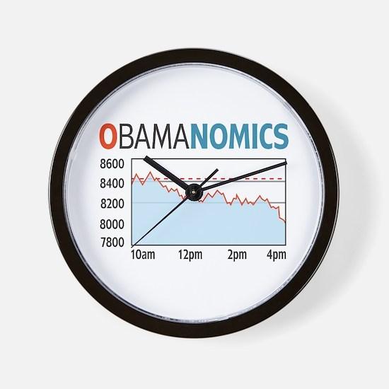 Anti Barack Obama Wall Clock
