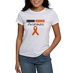 Kidney Cancer Awareness Women's T-Shirt