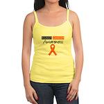 Kidney Cancer Awareness Jr. Spaghetti Tank