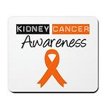 Kidney Cancer Awareness Mousepad
