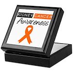 Kidney Cancer Awareness Keepsake Box