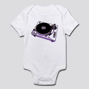 Turntable Infant Bodysuit