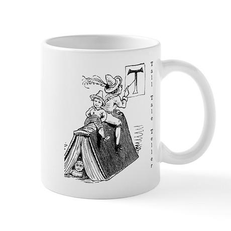 Tall Tale Teller Mug
