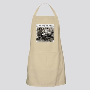 Burning Books BBQ Apron