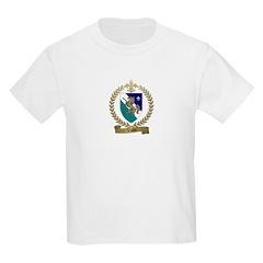 VALLEE Family Crest Kids T-Shirt