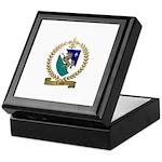 VALLEE Family Crest Keepsake Box