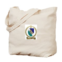 VALLEE Family Crest Tote Bag