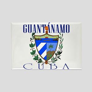 Guantanamo Rectangle Magnet