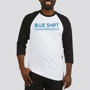 Blue Shift (front) Red Shift Baseball Jersey