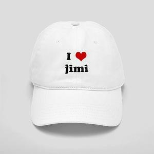 I Love jimi Cap