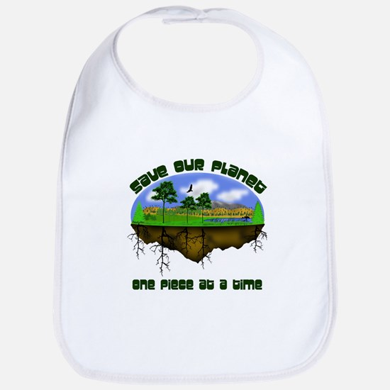 Save Our Planet Bib