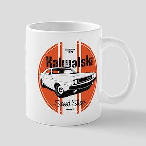 Kowolski Speed Shop Mug