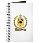 TOUSSAINT Family Crest Journal