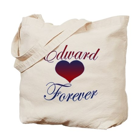 Edward Forever Tote Bag