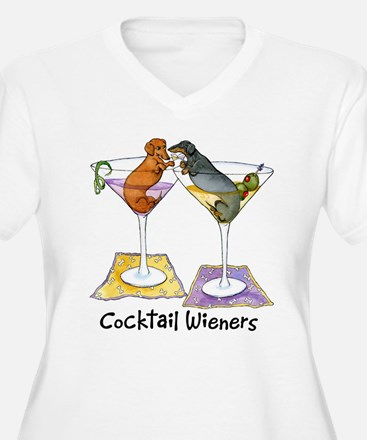 Double Cocktail Wiener T-Shirt