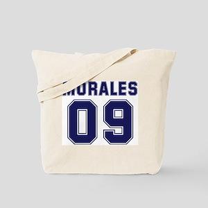 Morales 09 Tote Bag