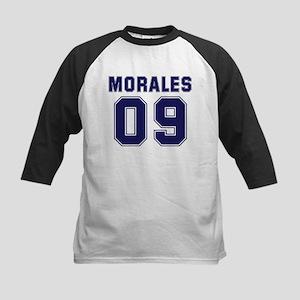 Morales 09 Kids Baseball Jersey