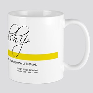 Friendship - Emerson - Mug