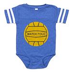 Water Polo Ball Baby Football Bodysuit