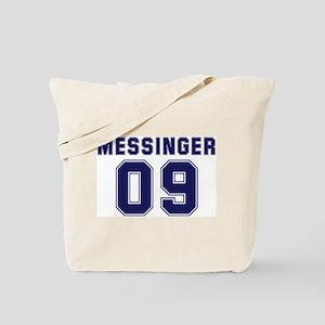 Messinger 09 Tote Bag