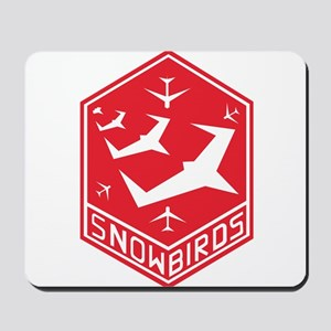 SNOWBIRDS Mousepad