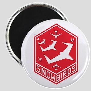 SNOWBIRDS Magnet