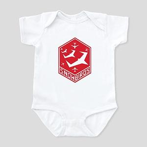 SNOWBIRDS Infant Bodysuit