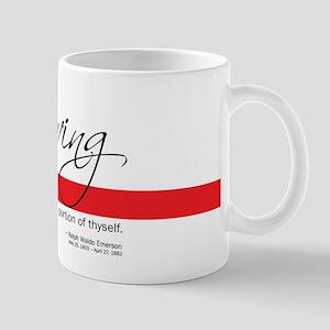 Giving - Red - Mug