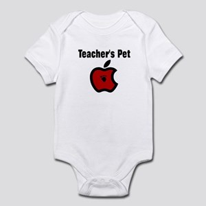 Teachers Pet Infant Bodysuit