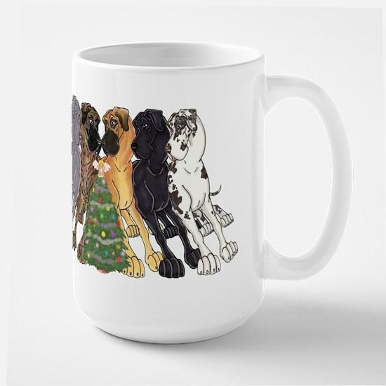 Xmas N6L Large Mug