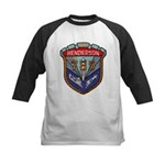 USS HENDERSON Kids Baseball Jersey