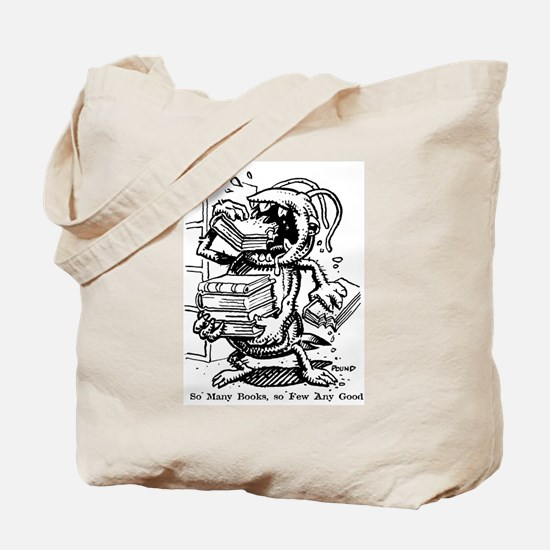 Silverfish Tote Bag