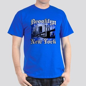 "Brooklyn ""Bridge"" Dark T-Shirt"