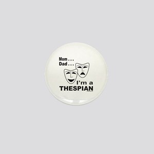 ACTOR/ACTRESS/THESPIAN Mini Button