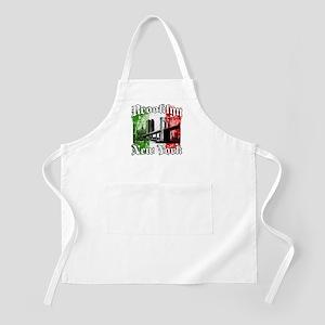 "Brooklyn""Italian Flag"" BBQ Apron"