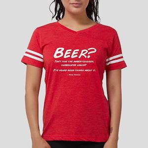 'Norm Peterson Quote' Women's Dark T-Shirt
