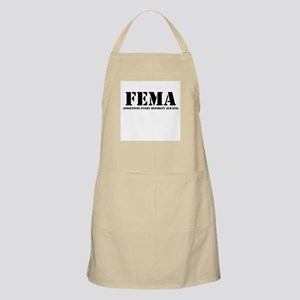 FEMA etc. BBQ Apron