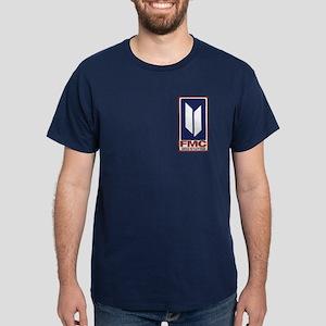 FMC Logo (pocket) Dark T-Shirt