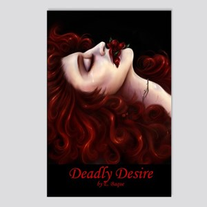 Deadly Desire Postcards (Package of 8)