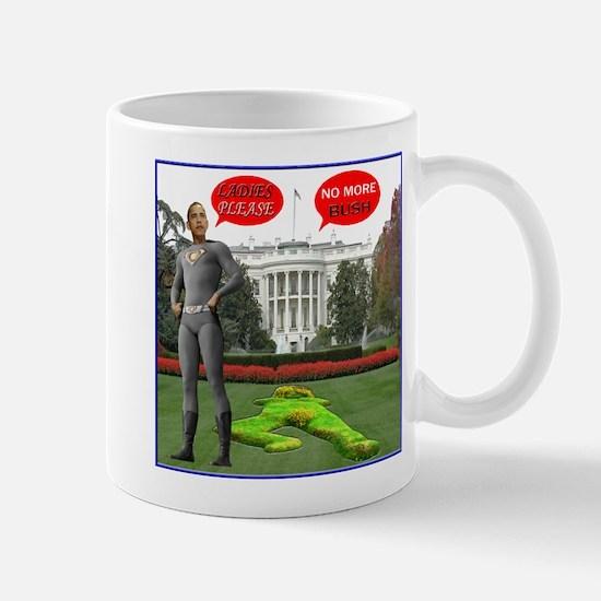 NO MORE BUSH Mug