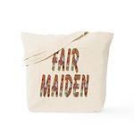Fair Maiden Tote Bag