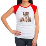 Fair Maiden Women's Cap Sleeve T-Shirt
