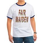Fair Maiden Ringer T