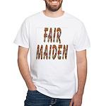 Fair Maiden White T-Shirt