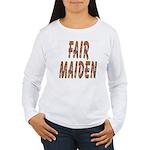 Fair Maiden Women's Long Sleeve T-Shirt