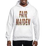 Fair Maiden Hooded Sweatshirt