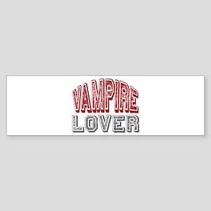 Vampire Lover Twilight Book Movie Bumper Sticker